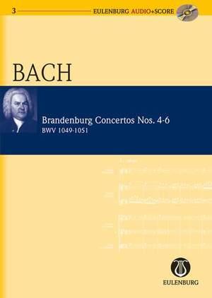 Bach, JS: Brandenburg Concertos Nos. 4-6