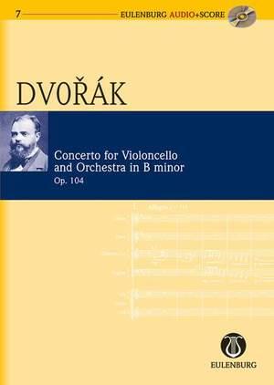 Dvorák: Cello Concerto in B minor op. 104
