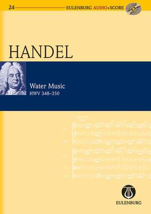 Handel: Water Music HWV 348-350