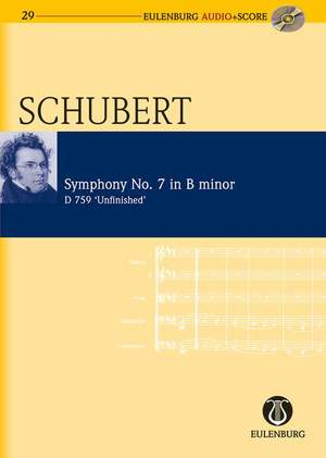 Schubert: Symphony No. 7 in B minor D759 (Unfinished)