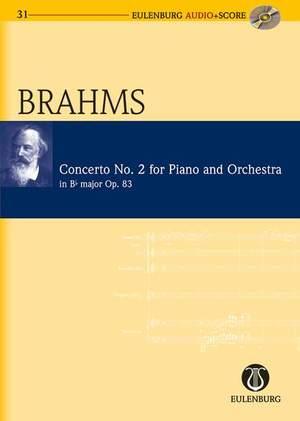 Brahms: Piano Concerto No. 2 in Bb major op. 83