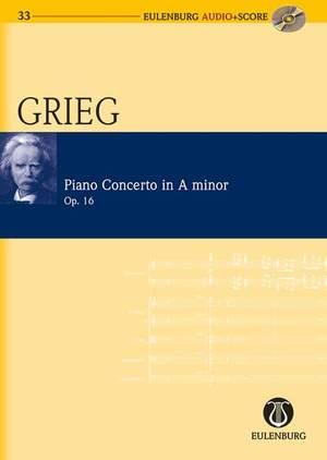 Grieg: Piano Concerto in A minor op. 16