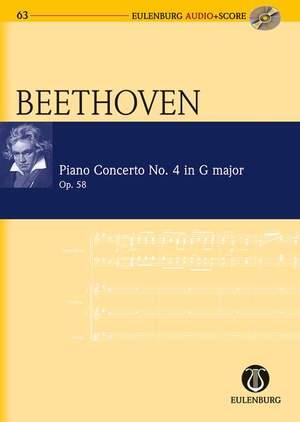 Beethoven: Piano Concerto No. 4 in G Major op. 58
