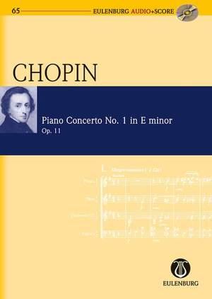 Chopin: Piano Concerto No. 1 in E minor op. 11