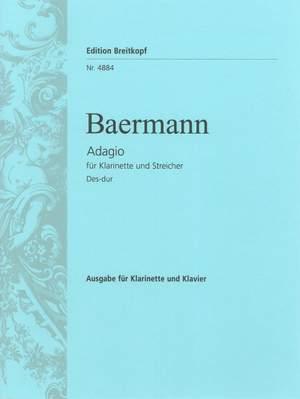 Baermann: Adagio