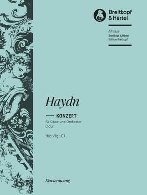 Haydn, J: Oboe Concerto in C major Hob VIIg:C1  Hob VIIg:C1