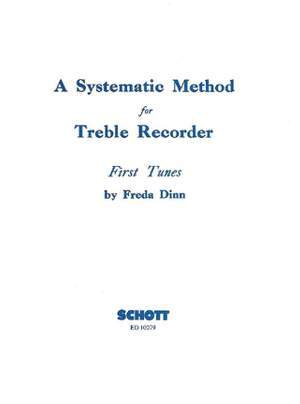 Dinn, F: A Systematic Method for Treble Recorder Product Image