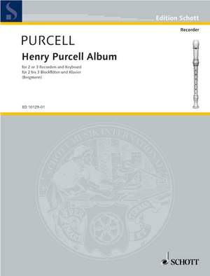 Purcell, H: Henry Purcell Album