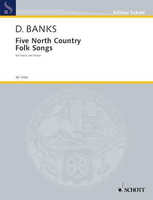 Banks, D: Five North Country Folk Songs