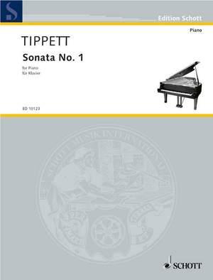 Tippett, M: Sonata No. 1