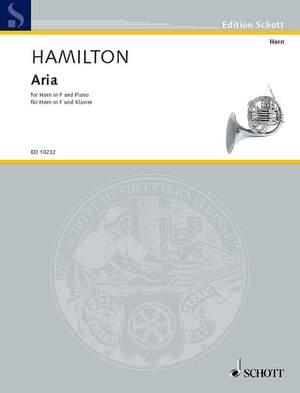 Hamilton, I: Aria