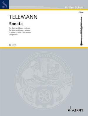 Telemann: Sonata in G minor