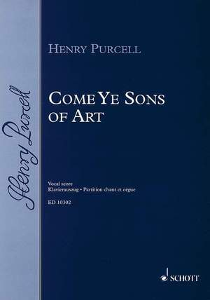 Purcell, H: Come Ye Sons Of Art