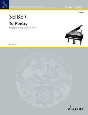 Seiber, M: To Poetry
