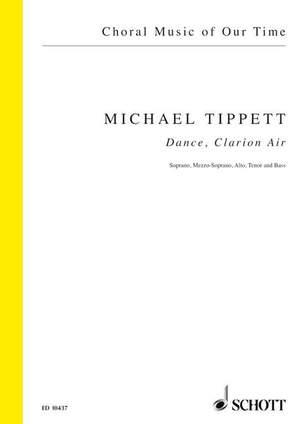 Tippett, M: Dance, Clarion Air