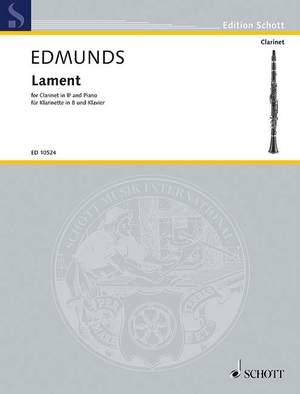 Edmunds, C: Lament