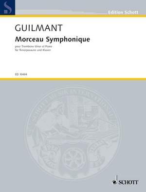 Guilmant, F A: Morceau Symphonique op. 88