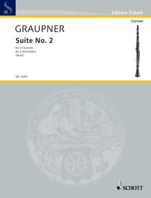Graupner, C: Suite No. 2