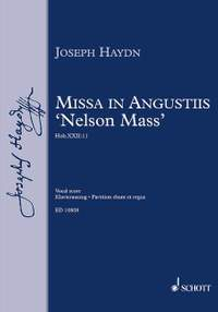 Haydn, J: Missa in Angustiis D minor Hob. XXII:11