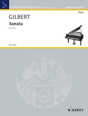 Gilbert, A: Sonata No. 1