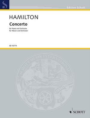 Hamilton, I: Concerto