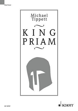 Tippett, M: King Priam