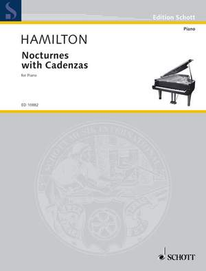 Hamilton, I: Nocturnes with Cadenzas