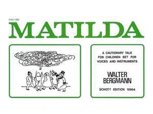 Bergmann, W: Matilda
