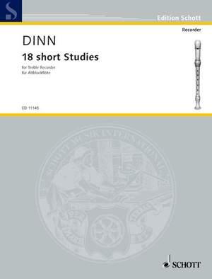 Dinn, F: 18 short Studies