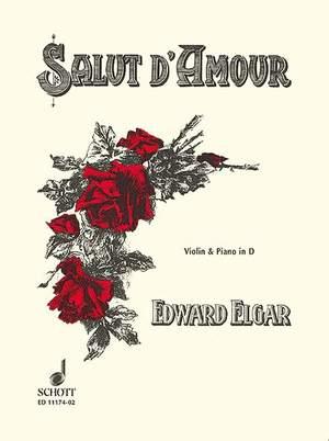 Elgar, E: Salut d'Amour op. 12