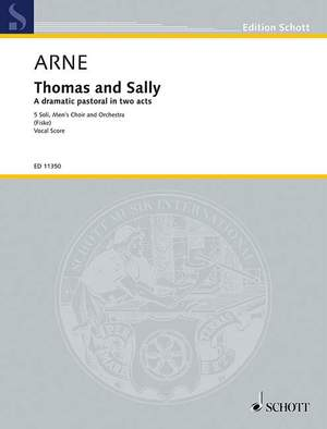 Arne, T A: Thomas and Sally