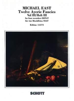 East, M: 12 Ayerie Fancies Vol. 3