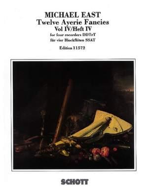 East, M: 12 Ayerie Fancies Vol. 4
