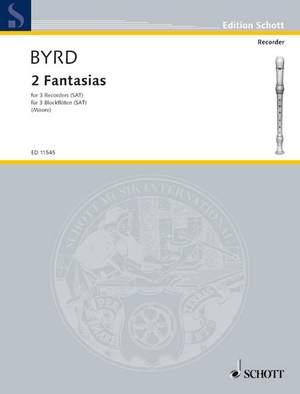 Byrd, W: 2 Fantasias