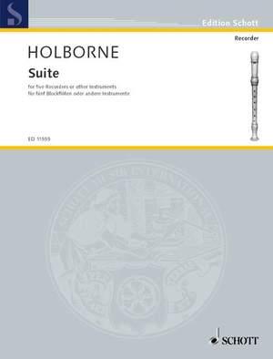 Holborne, A: Suite