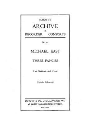 East, M: 3 Fancies