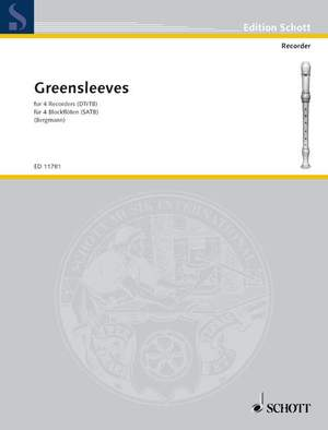 Anonymous: Greensleeves