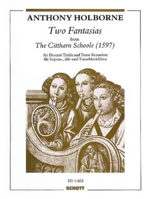 Holborne, A: Two Fantasias