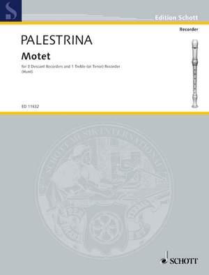 Palestrina: Motet Product Image