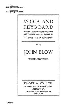 Blow, J: The Self Banished