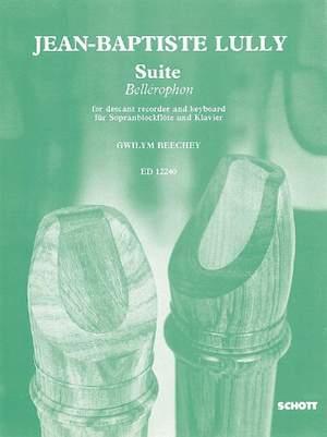 Lully, J: Suite Bellérophon