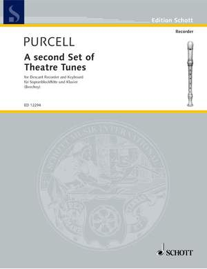 Purcell, H: A second Set of Theatre Tunes