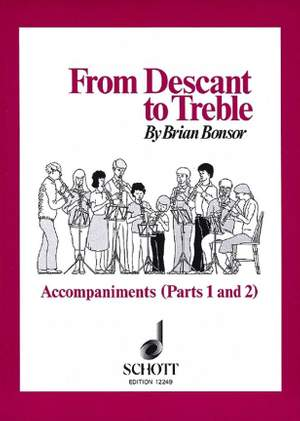 Bonsor, B: From Descant to Treble