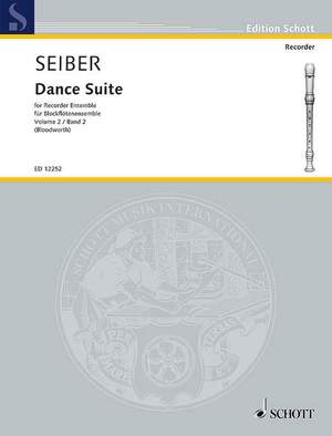 Seiber, M: Dance Suite Vol. 2
