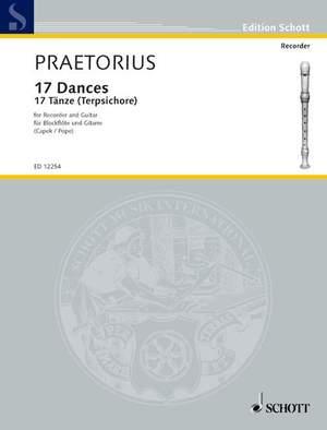 Praetorius, M: 17 Dances