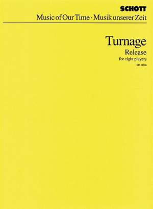 Turnage, M: Release