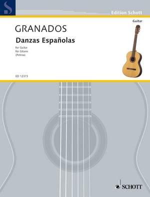 Granados i Campiña, E: Danzas Españolas
