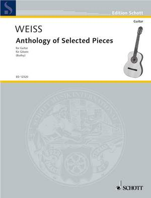 Weiss, S L: Anthology of Selected Pieces