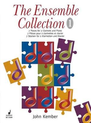 Kember, J: The Ensemble Collection Vol. 1