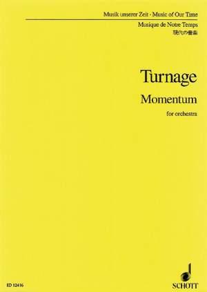 Turnage, M: Momentum